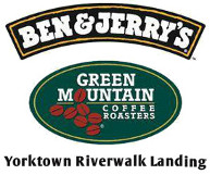 Ben & Jerry's Yorktown Riverwalk Landing