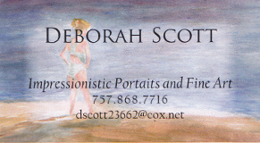 Deborah Scott Watercolors