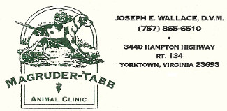 Magruder-Tabb Animal Clinic